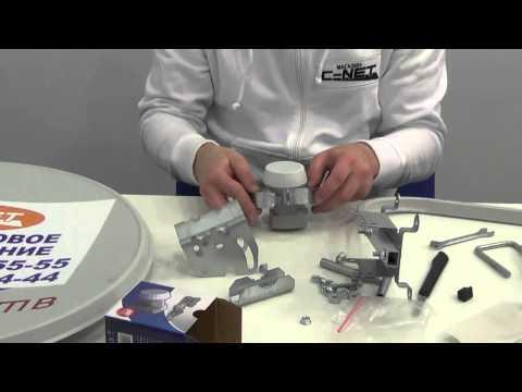 Установка спутниковой антенны самостоятельно инструкция для чайников