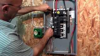 EZ Generator Switch - Installation