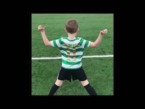 Celtic FC Supporter Joseph Meteer