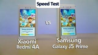 Video Samsung J5 Prime vs Xiaomi Redmi 4A - Speed Test MP3, 3GP, MP4, WEBM, AVI, FLV Juli 2018