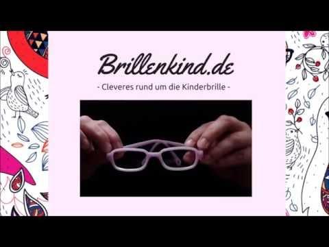 Flexible Brille für Babys und Kinder - Stabile Kinderbrille TR90