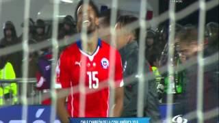 Chile 0 Argentina 0 (4-1)  (Relato Maximo Goñi) Copa America 2015 Los Penales, copa america 2015, lich thi dau copa america 2015, xem copa america 2015, lịch thi đấu copa america 2015, copa america 2015 chile