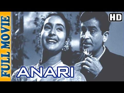 Anari 1959 (HD) - Full Movie - Raj Kapoor - Nutan - Lalita Pawar - Superhit Comedy Movie
