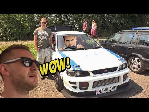 Nürburgring Interviews: 430hp How Much Did You Spend? Subaru Impreza WRX STI