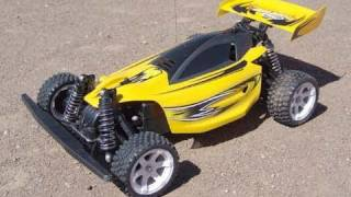 Tyco / Hot Wheels Flashfire RC Buggy - RC Mania