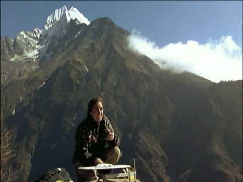 himalayas - Video clip that features scientific tectonic studies of the continued uplift of the Himalayas (including Mt. Everest) using GPS technology.