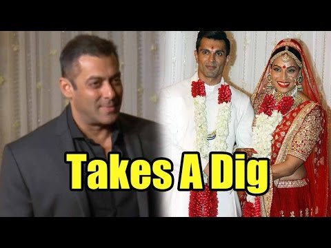 Salman Khan Takes A Dig At Karan Singh Grover On H