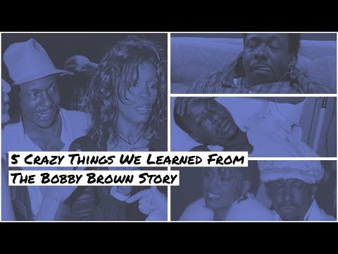 5 Things We Learned From 'The Bobby Brown Story'