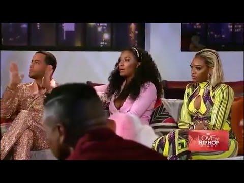 Love & Hip Hop: New York Reunion - Kimbella, CYN, Sidney Starr, Mariah Lynn, Anthony, and Nya Lee