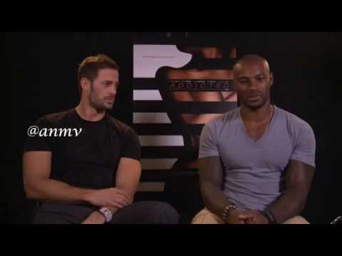 Addicted Interview By Stacy Howard: Tyson Beckford & William Levy (@willylevy29)