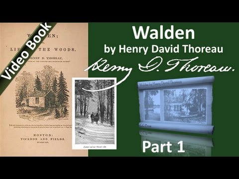 Video Part 1 - Walden Audiobook by Henry David Thoreau (Ch 01) download in MP3, 3GP, MP4, WEBM, AVI, FLV January 2017