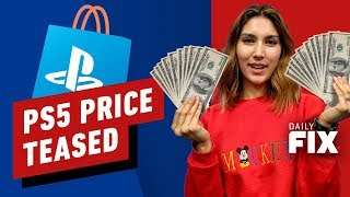 PS5 Vague Price Tease - IGN Daily Fix by IGN