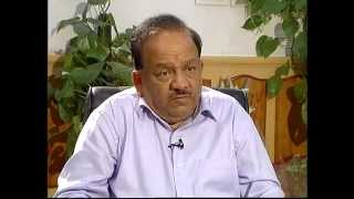 Special interview with Health Minister Dr Harsh Vardhan (Part-1)