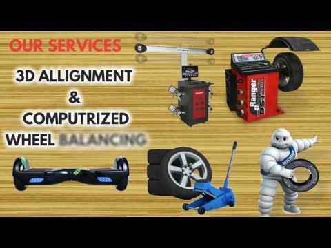 Japan Tyres Michelin & Yokohama Authorized Dealer in Islamabad 03452055505