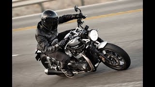 6. 2019 Triumph Speed Twin First Look