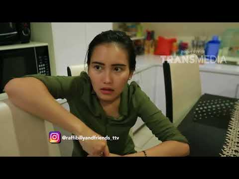 RAFFI BILLY AND FRIENDS - Raffi, Billy Dan Ayu Ngomongin Soal Cinta Di Dapur (3/3/18) Part 3