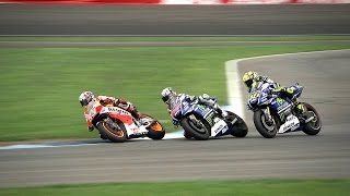 Video MotoGP™ 2014 Best Overtakes MP3, 3GP, MP4, WEBM, AVI, FLV November 2017