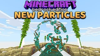 Minecraft 1.14 Preview: New Particle Effects! (Bedrock Beta 1.8.0.11)