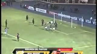 Gol: Luiz Antônio