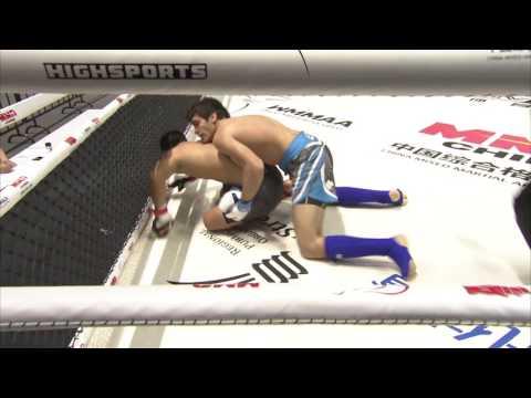 Ilias Chyngyzbek Uulu (Kyrgyzstan) vs. Murad Ramazanov (Russia). Lightweight (видео)