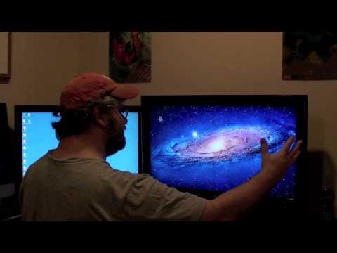 LG 32LK450 TV Unboxing