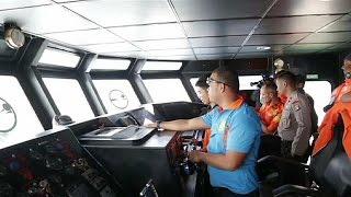 Endonezya uçağının kara kutusu henüz bulunamadı