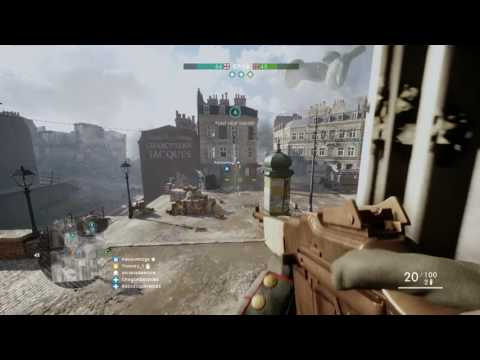 Battlefield 1 best support