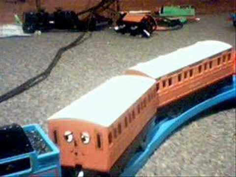 tomy thomas and friends thomas' anthem
