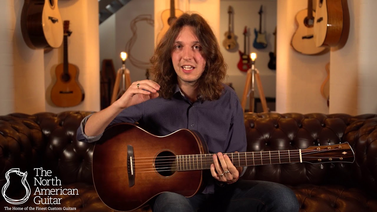 TNAG Presents: Wilborn Lion Acoustic Guitar With Brian Love