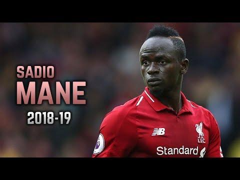 Sadio Mané 2018-19 | Dribbling Skills & Goals