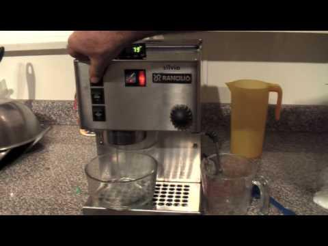 Clean Your Espresso Machine with Citric Acid