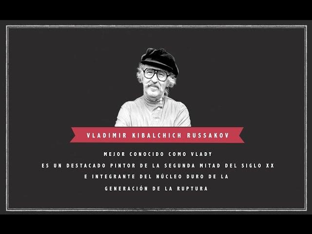 Vladimir Kibalchich Russakov | Artistas de Ruptura