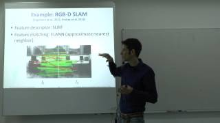 Lecture 6: Visual Navigation For Flying Robots (Dr. Jürgen Sturm)