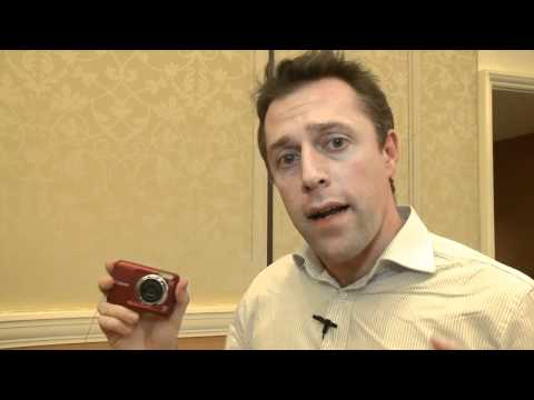 Canon Powershot A800 at CES 2011 - Which first look review