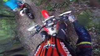 10. Hard Enduro Spain(Girona) Rain conditions GasGas EC300 2019 Prototype