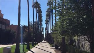 Tempe (AZ) United States  City pictures : Arizona State University Campus Video Tour