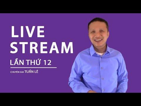 Live stream trả lời câu hỏi cho fan Youtube 12 - Thời lượng: 1:38:48.