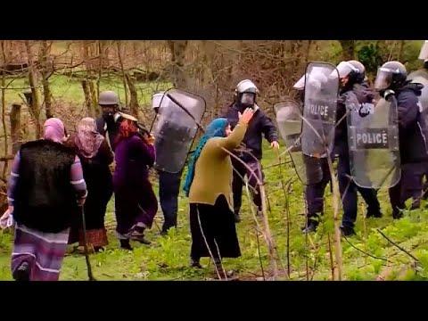 Γεωργία: Συγκρούσεις πολίτων με την αστυνομία