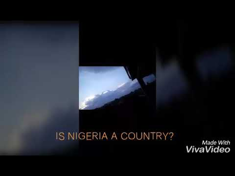 Is Nigeria a country ?