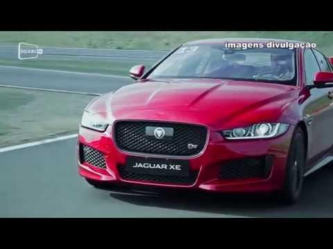 Jaguar XE acaba de chegar ao Brasil; veja no Auto Diário
