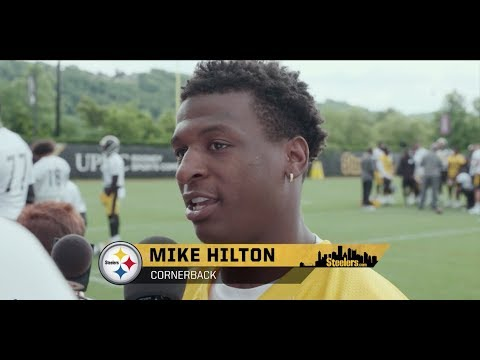 Mike Hilton Teases Possibility Of Playing 7 Defensive Backs | Terrible Towel Tuesday