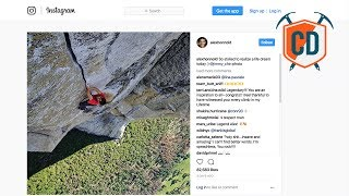 Alex Honnold, Steve McClure, Sasha DiGiulian: Big Week For Climbing Firsts   Climbing Daily Ep.944 by EpicTV Climbing Daily