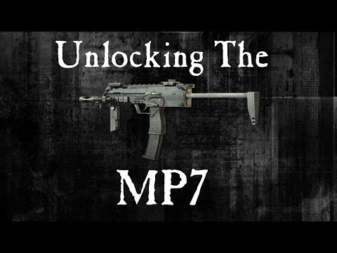 comment debloquer mp7 bf3