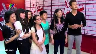 Huỳnh Thị Ngọc Anh-Giọng Hát Việt Nhí 2014-Ơn Nghĩa Sinh Thành