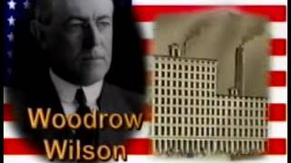 Woodrow Wilson - Legislation