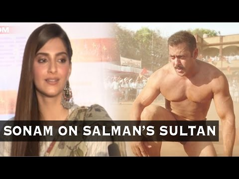 Here's What Sonam Kapoor Has To Say About Salman K