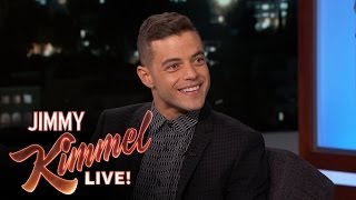 Video Rami Malek Pretended to be His Identical Twin Brother MP3, 3GP, MP4, WEBM, AVI, FLV Mei 2018