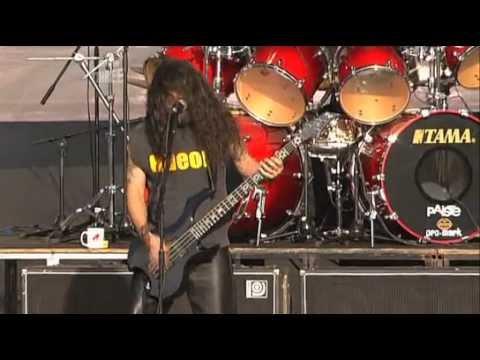 Slayer - Silent Scream (Live Reading Festival 2006).avi (видео)