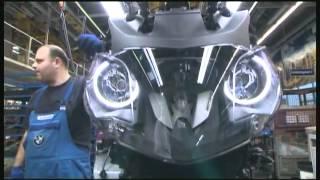 3. 2012 BMW Motorrad factory K 1600 GTL manufacturing   YouTube