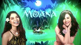 Auli'i Cravalho & Janella Salvador — How Far I'll Go (from MOANA) Video